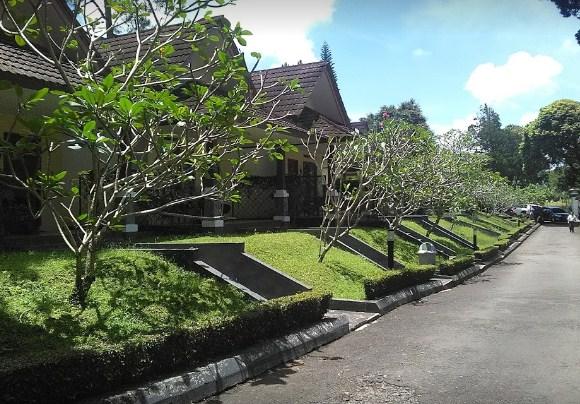 Detail Hotel Pangrango Resort Sukabumi Brrrwisata Com