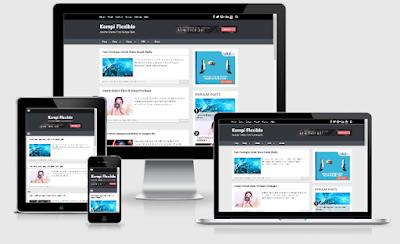 Download Template Kompi Flexible Responsive