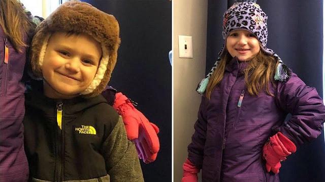 Подростки образовали живую цепь и спасли провалившихся под лед детей