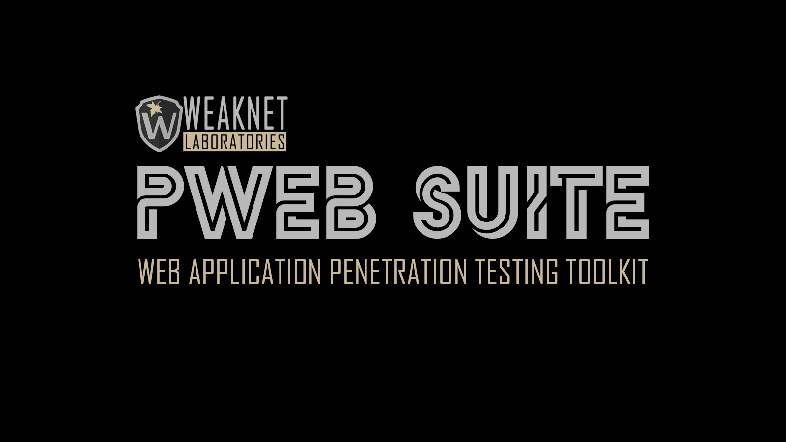 pWeb Suite - Web Application Penetration Testing Toolkit