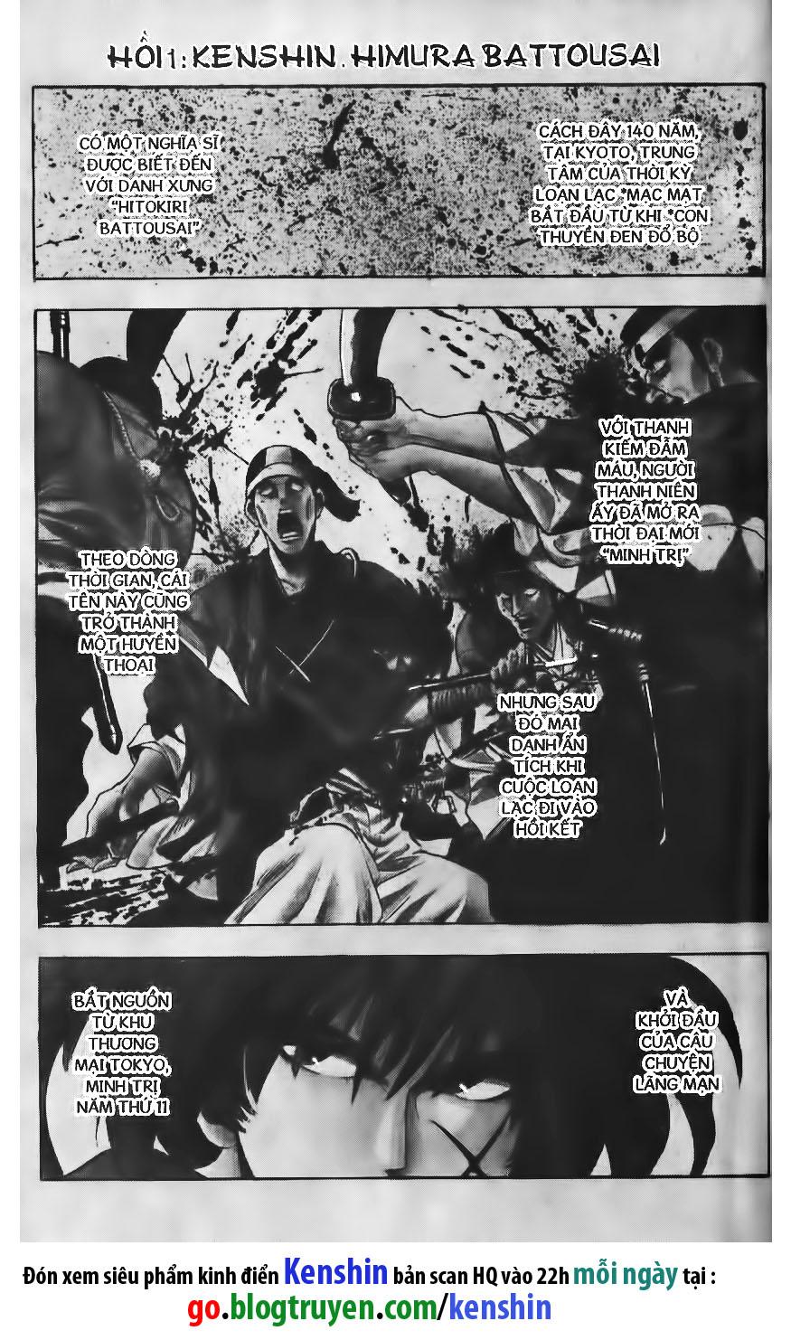 Rurouni Kenshin chap 1 trang 2