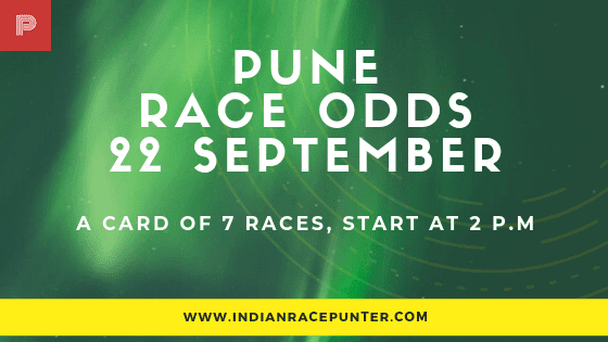 Pune Race Odds,  free indian horse racing tips