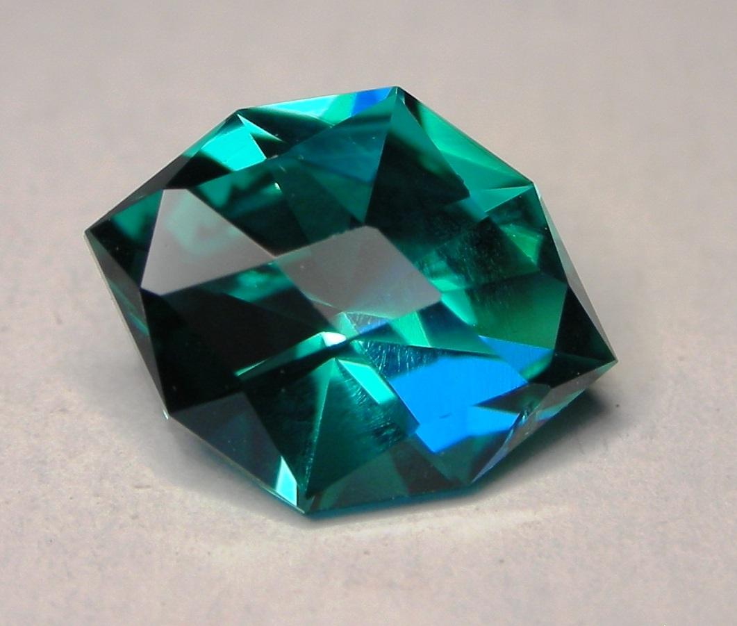 Gemstones Nu Kua Facet Stones