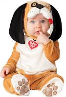 puppy baby costume