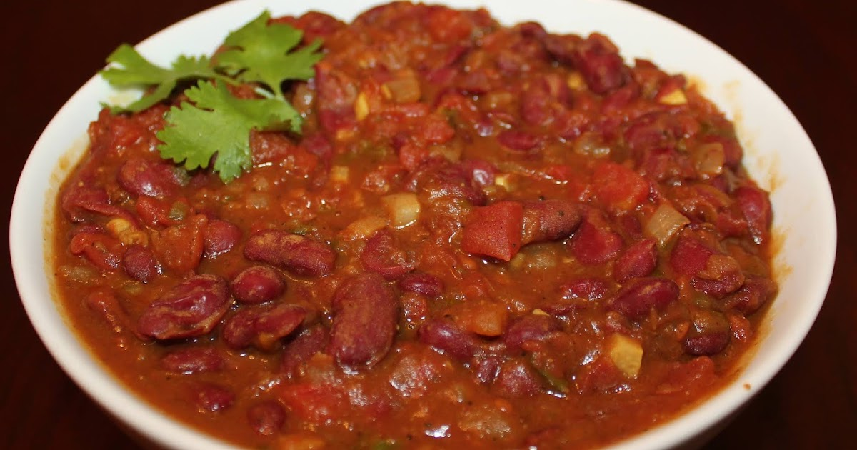 what to eat with kidney beans