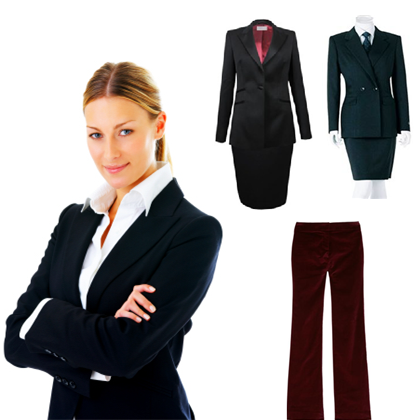 Formal clothes for women