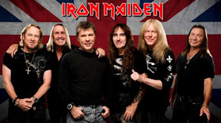 Band Iron Maiden Group