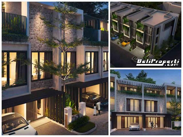 jual rumah baru anwa residence