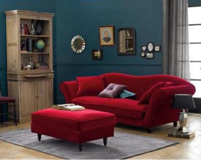 tendance le bleu canard couleur de la saison blog. Black Bedroom Furniture Sets. Home Design Ideas
