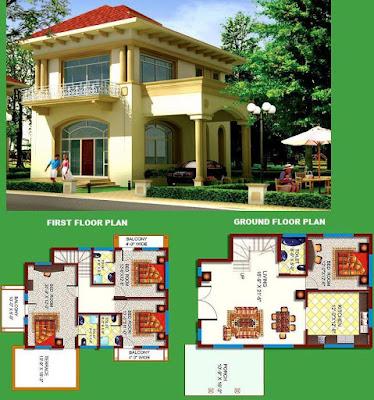 25 Gaj Makan Ka Naksha (25 Gaj House Map Design)   25 गज मकान का नक्शा - 6