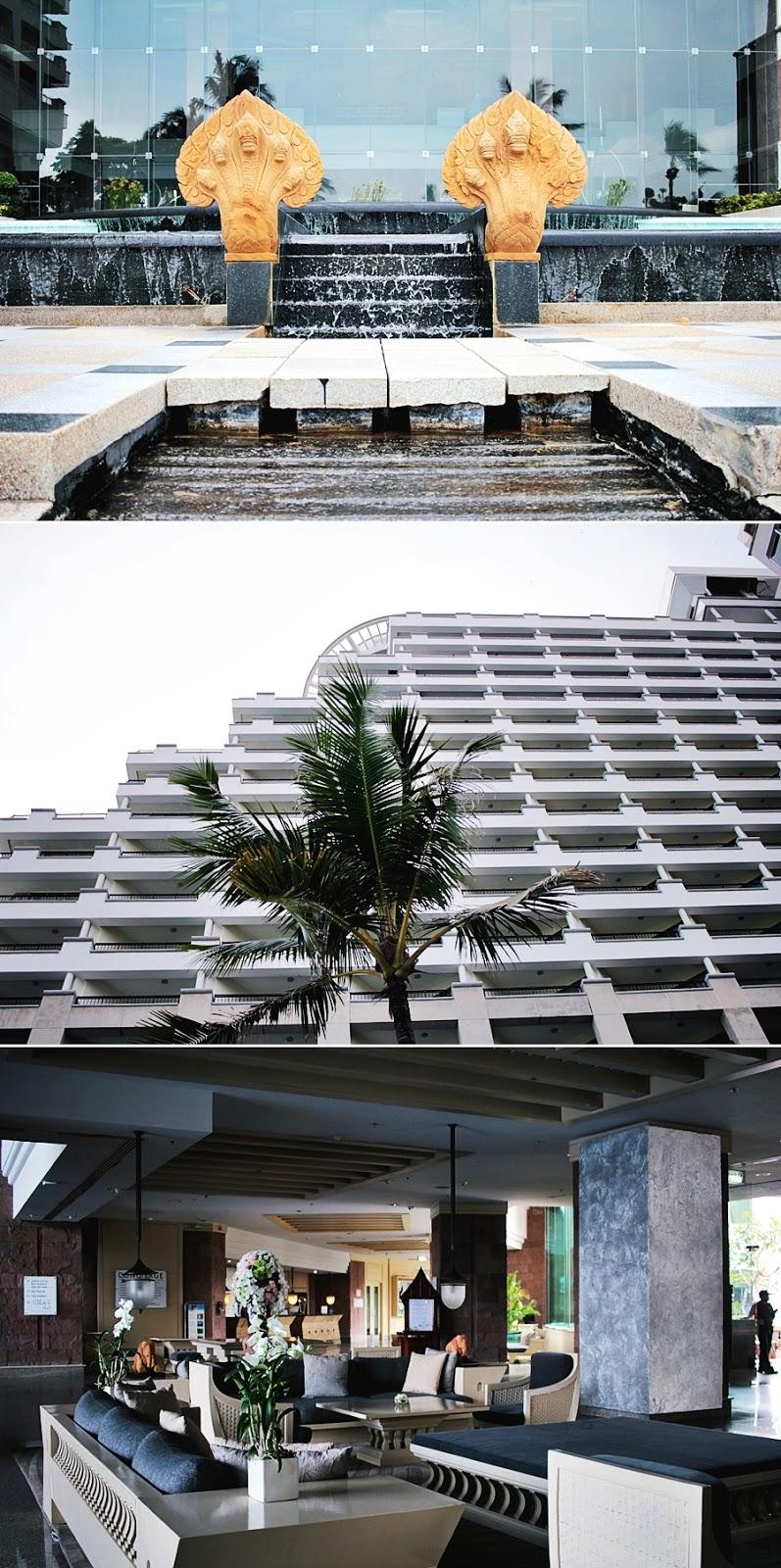 einrichtung design hotel thailand