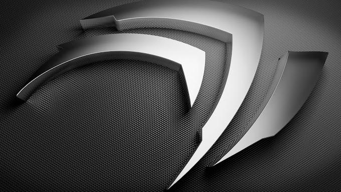 Plano de Fundo Logo Nvidia