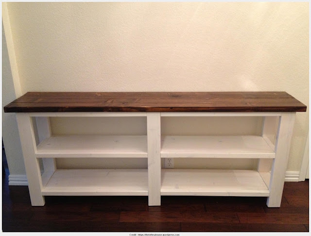 Best Rustic Console Table Graphic