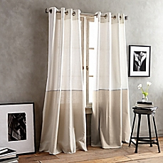 How To Hang Sheer Scarf Curtains Sheers And Shower Curtain String