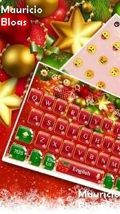 los mejores teclados navideños para celulares