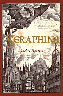 Seraphina front cover