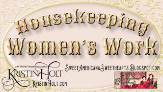 Kristin Holt   Housekeeping: Women's Work