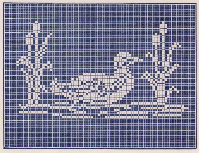 Sentimental Baby Three Filet Crochet Baby Pillow Patterns