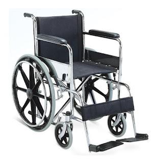 Bathroom Wheelchair for Elderly India 2020 Foldable
