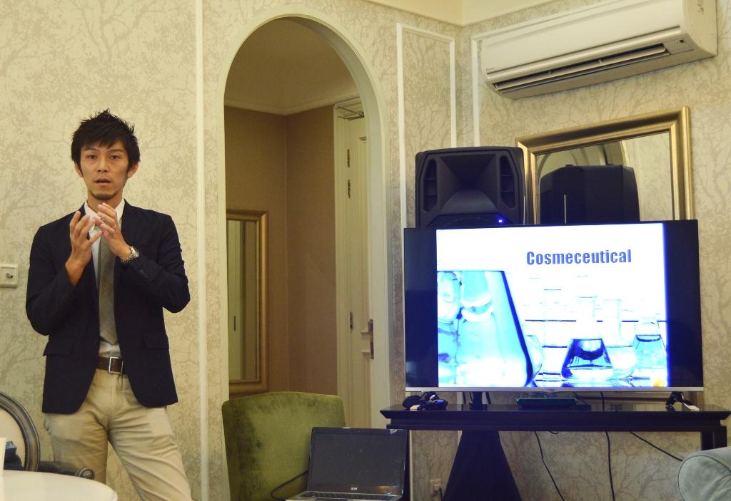yukalicious event report dermacept blogger gathering