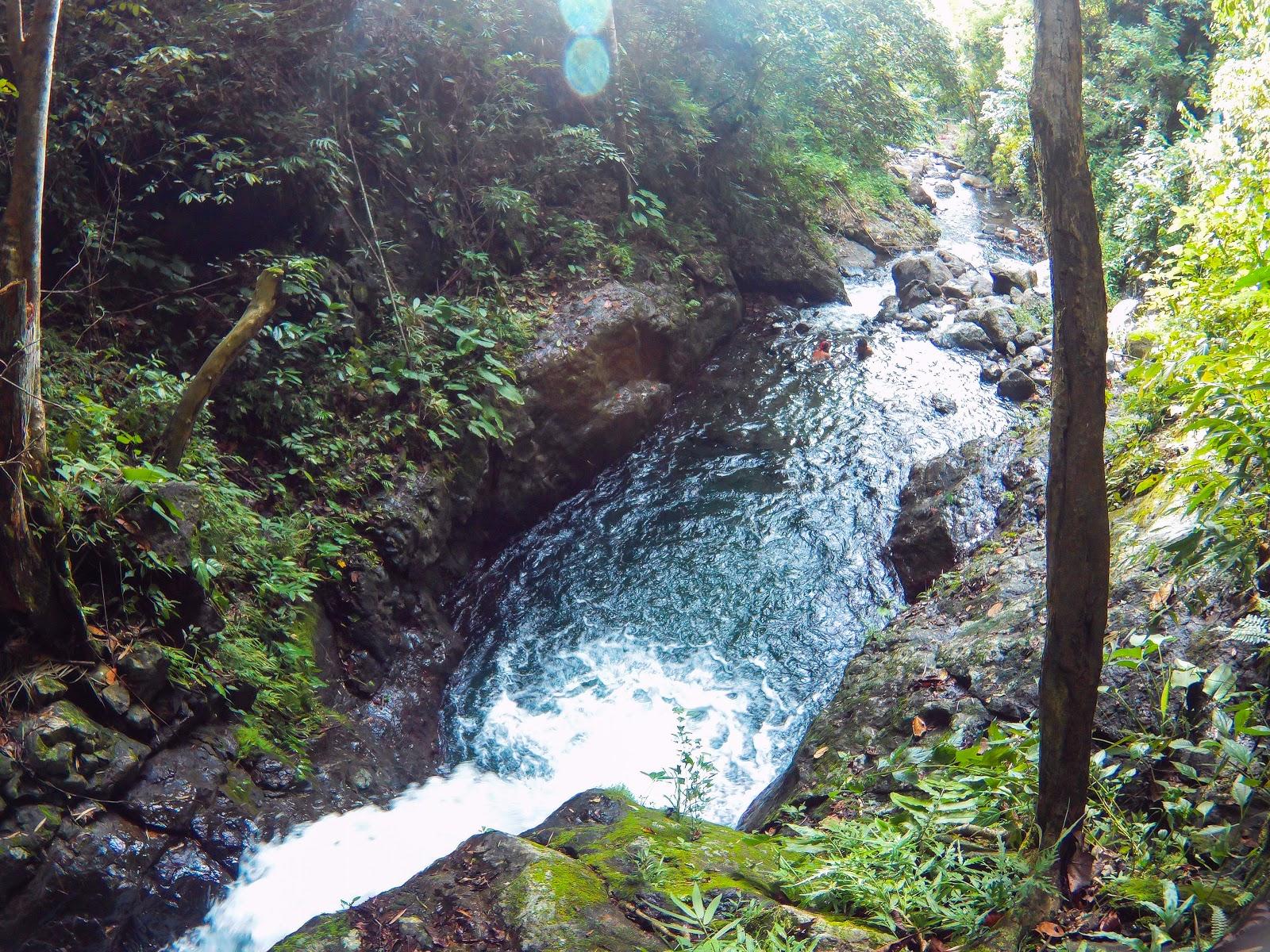 Baloyon Falls: Hidden Gem of Alubijid Municipality