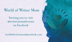 https://www.facebook.com/writermomadvocate/