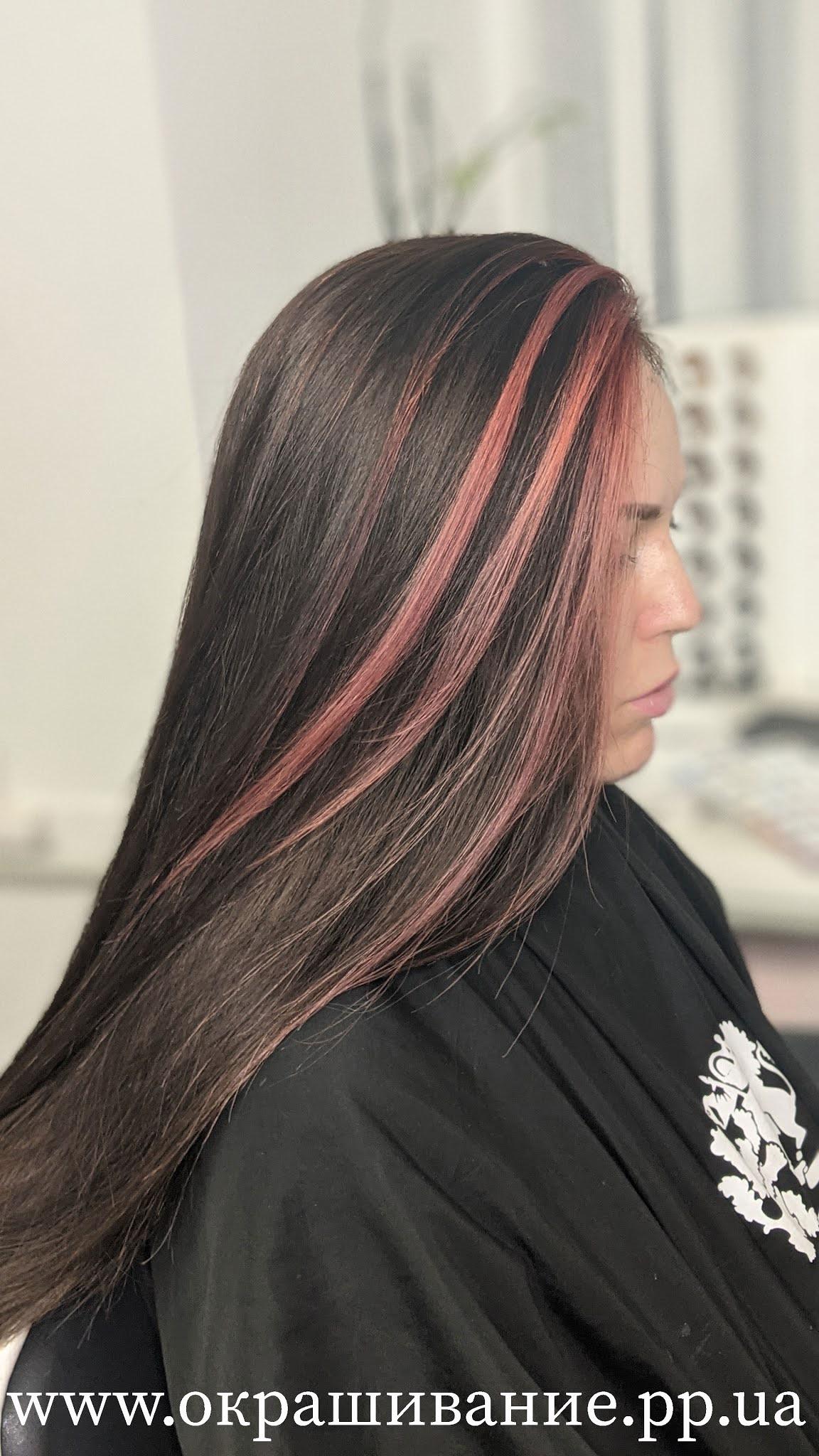 Контуринг волос в Харькове
