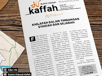 KHILAFAH DALAM TIMBANGAN SYARIAH DAN SEJARAH - Buletin Dakwah Kaffah Edisi 156