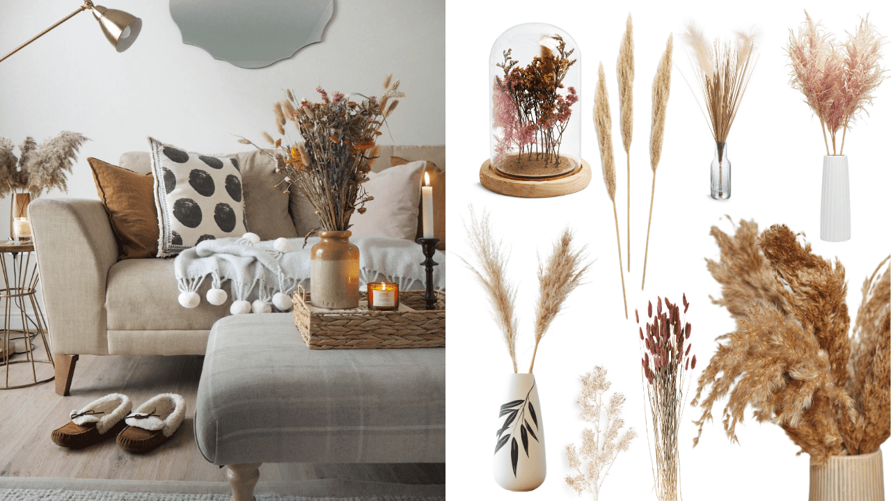 Interior trends for 2021 you can adapt in your home on a budget. Mood board high street picks, and DIY projects you can do to recreate trends at home