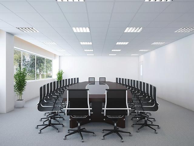 Phong cách ấn tượng trong các thiết kế nội thất phòng họp cao cấp - H3