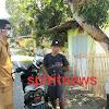 Kedekatan Bhabinkamtibmas Patani Polsek Mapsu Polres Takalar, Sambangi Warga Di Pinggir Jalan