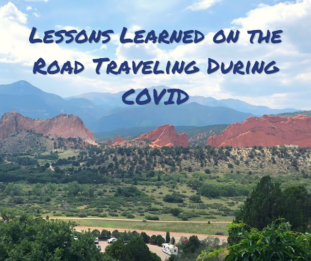 Lessons Learned on the Road Traveling During COVID