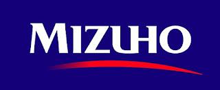 Ngân Hàng Mizuho Bank - logo