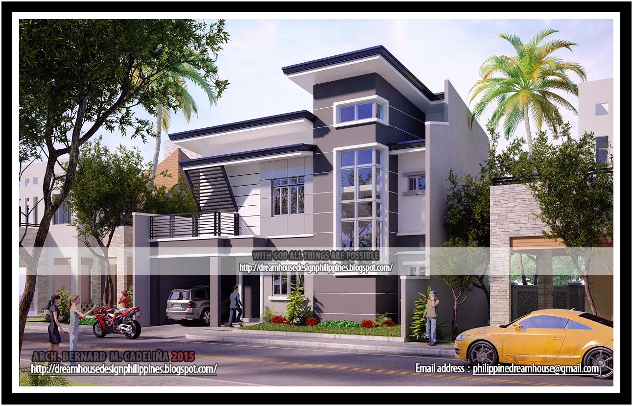 Philippine Dream House Design : Modern Contemporary House ...