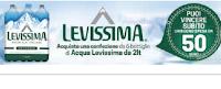 Logo Con Acqua Levissima vinci 62 buoni Bennet da 50€