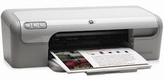 HP Deskjet D2300 Driver Della Stampante Scaricare