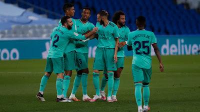ترتيب الدوري الاسباني بعد اختطاف ريال مدريد للصدارة