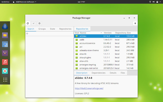 Pacmac package manager