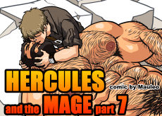Hercules and the Mage part 7