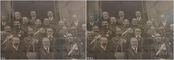 Fotografia fantasmas. Un dia en Santander visitando el Palacio de la magdalena