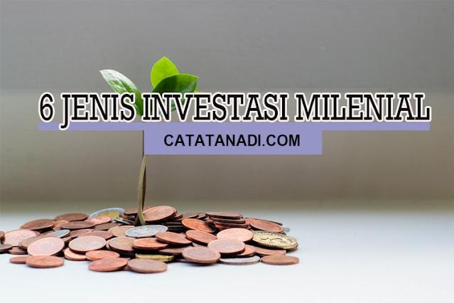 investasi untuk milenial