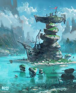 art by Andrew Porter