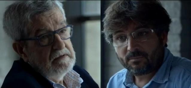 Entrevista de Jordi Évole al Dr. Marcos Gómez sobre les cures pal·liatives
