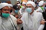 Suasana Peringatan Isra' Mi'raj di Rutan Mabes Polri Seperti di Pesantren, Ada Habib Rizieq