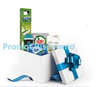 Logo P&G: vinci gratis pack di prodotti con Desideri Magazine