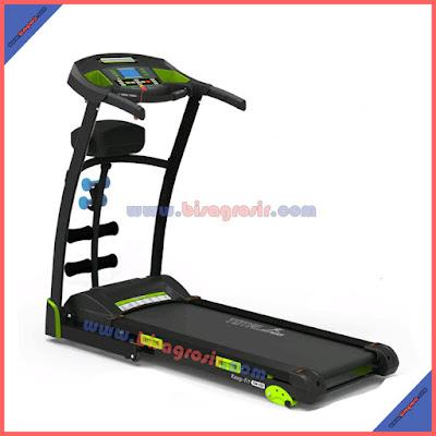 Treadmill listrik 5 in 1 TOTAL TL 133 AUTOINCLINE Machine