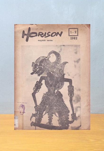 Majalah Horison 1-2, 1982