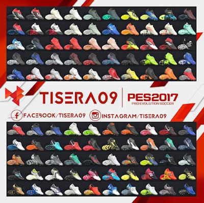PES 2017 Bootpack v12 by Tisera09