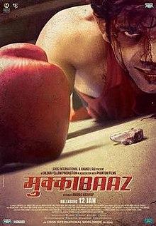 Mukkabaaz Movie Download Leaked By Tamilrockers, MovieRulz, WorldFree4u, 9xMovies, TodayPk, MoviesRush, IsaiDub / IsaiMini, MoviesDa, FilmyZilla, Filmywap, Filmyhit, kuttymovies, downloadhub, and Other Torrent Sites To Download mukkabaaz Movie 1080p,720p