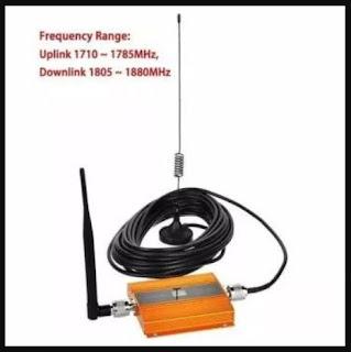 Penguat Sinyal HP GSM 4G LTE 1800 mHz - kanalmu